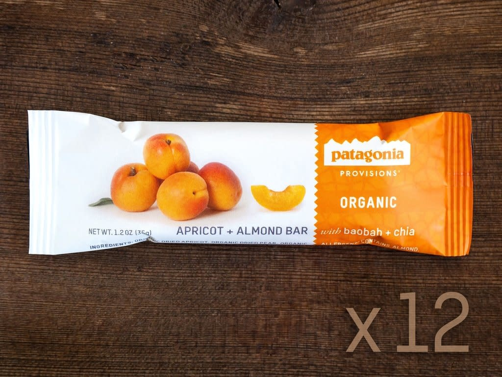 Patagonia Patagonia Provisions Apricot + Almond Bars