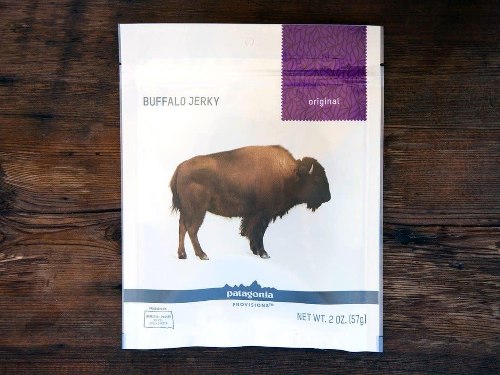 Patagonia Patagonia Provisions Buffalo Jerky