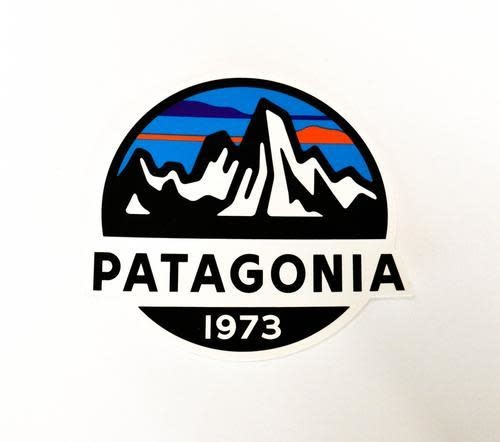 Patagonia Patagonia Fitz Roy Scope Sticker
