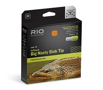 Rio Products Rio InTouch Big Nasty Sink Tip Fly Line,