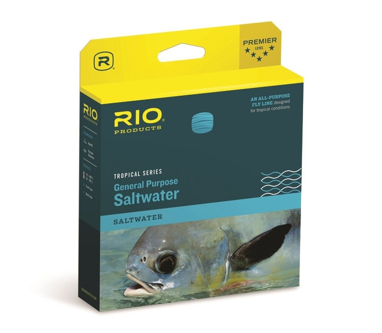 Rio Products Rio Tropical Series General Purpose Saltwater Fly Line,