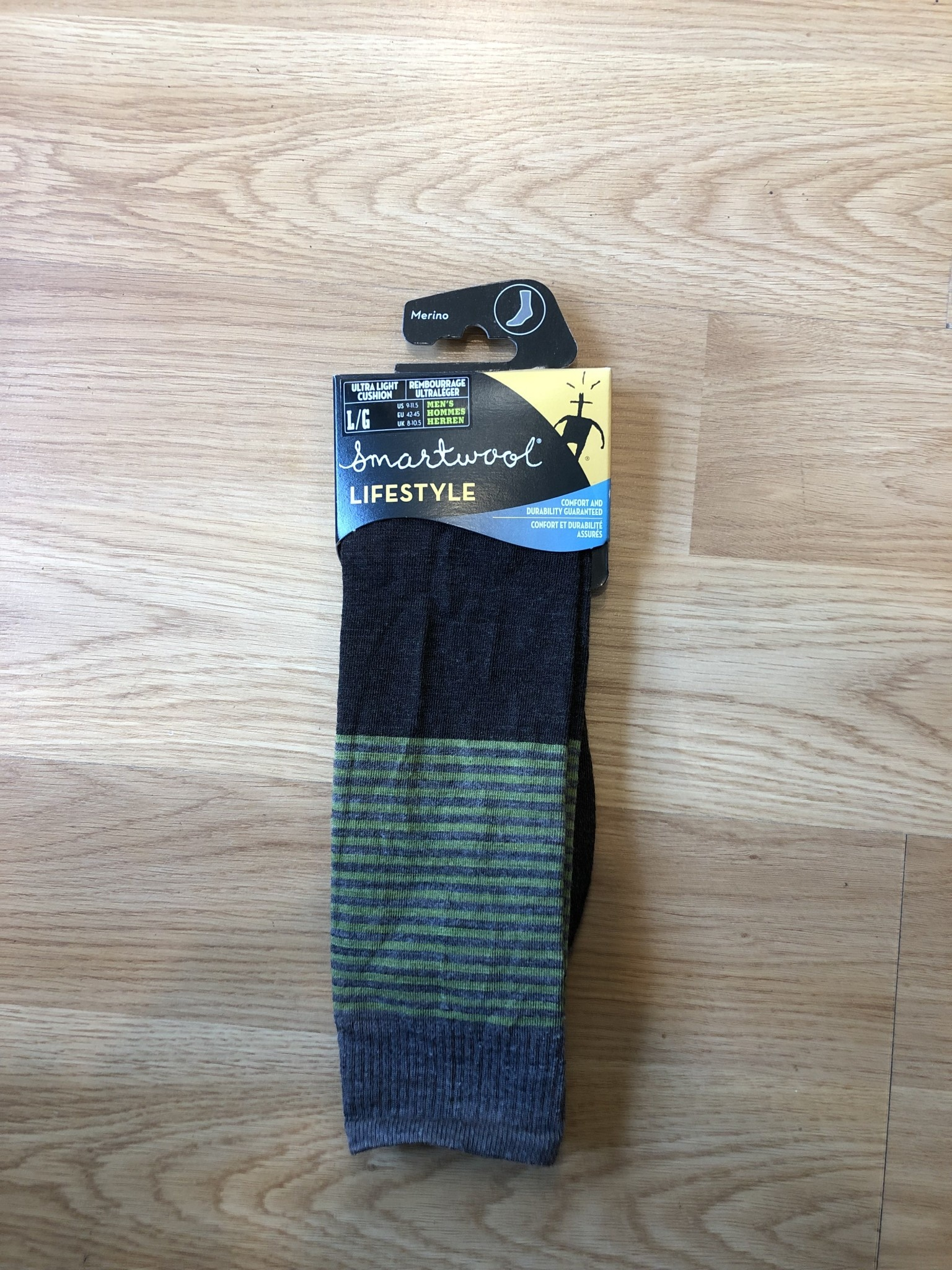 Smartwool Smartwool Men's Tailored Stripe