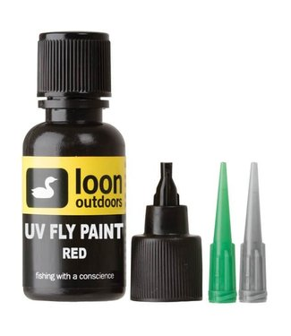 Hareline Dubbin Loon UV Fly Paint,