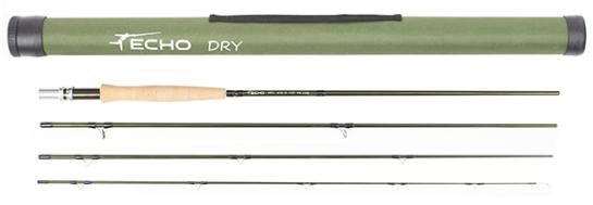 Rajeff Sports Echo Dry Fly Rod,