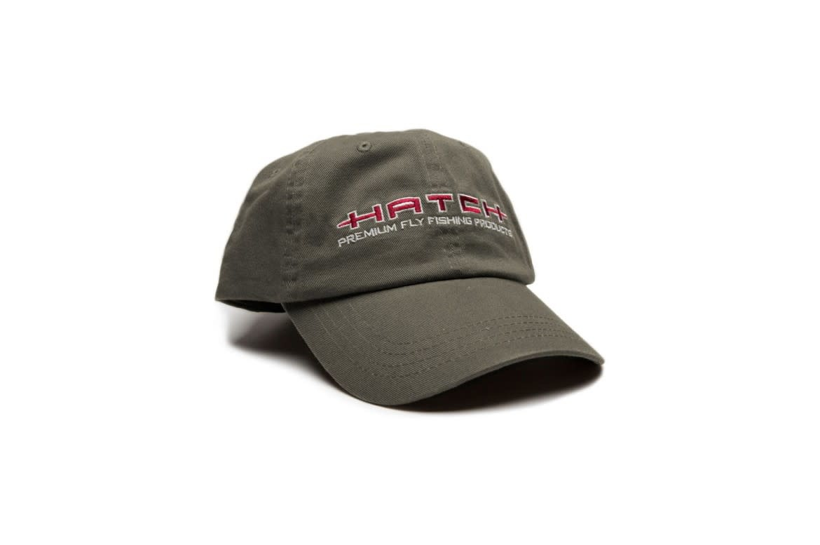 Hatch Outdoors Hatch Garment Washed Icon Cap,