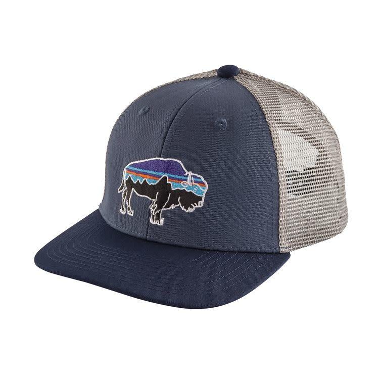Patagonia Patagonia M's Trucker Hat Fitz Roy Bison