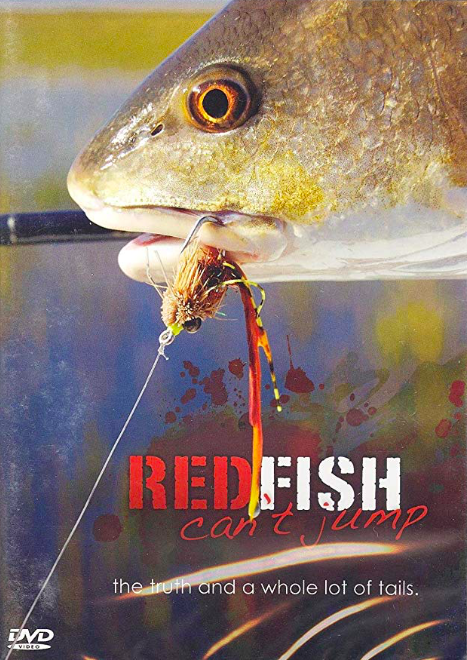 Anglers Book Supply Book, Redfish Can't Jump