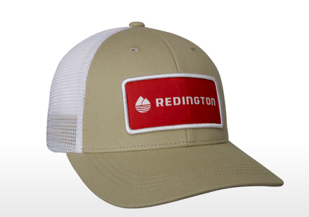 Redington Redington Guide Meshback Hat, Storm Grey