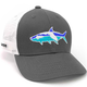 Rep Your Water Rep Your Water Florida Tarpon Hat- Grey/White