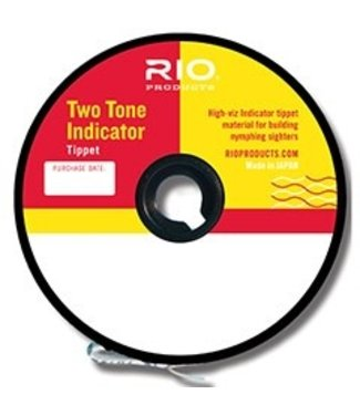 Rio Products Rio 2-Tone Indicator Tippet 2X