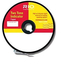 RIO Rio 2-Tone Indicator Tippet 2X