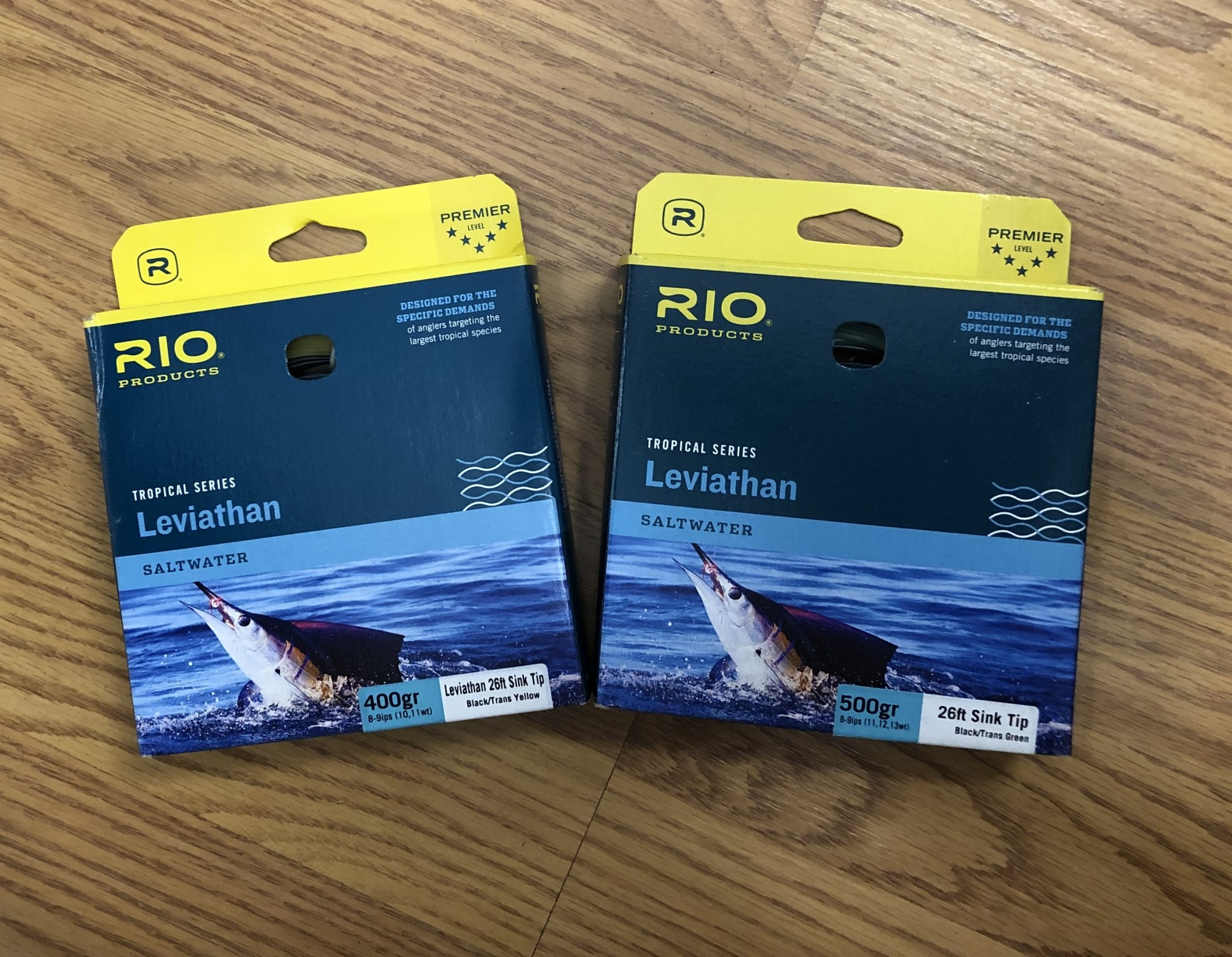 Rio Products Rio Big Game Leviathan Fly Line,