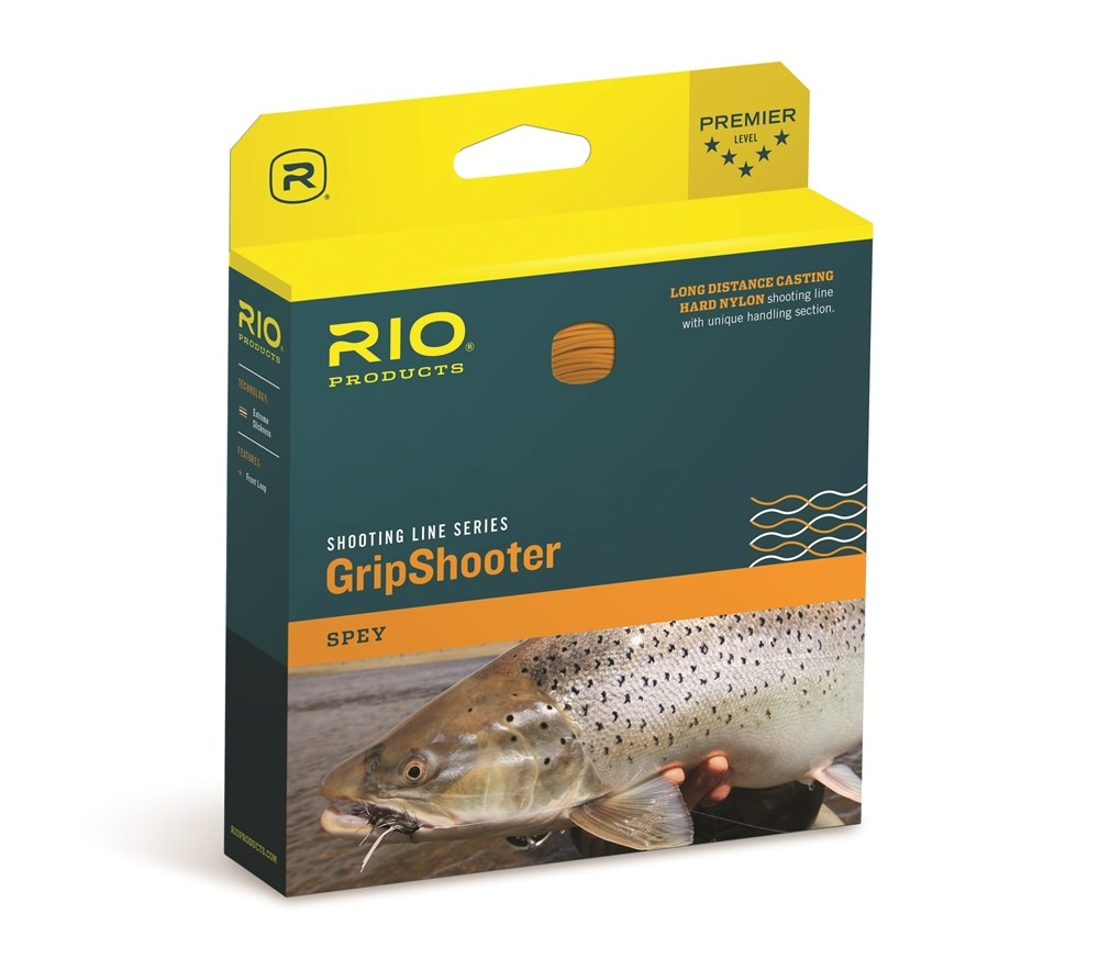 Rio Products Rio Gripshooter Shooting Line,