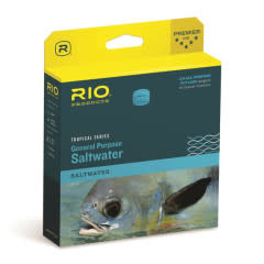 Rio Products Rio Tropical Saltwater Fly Line,