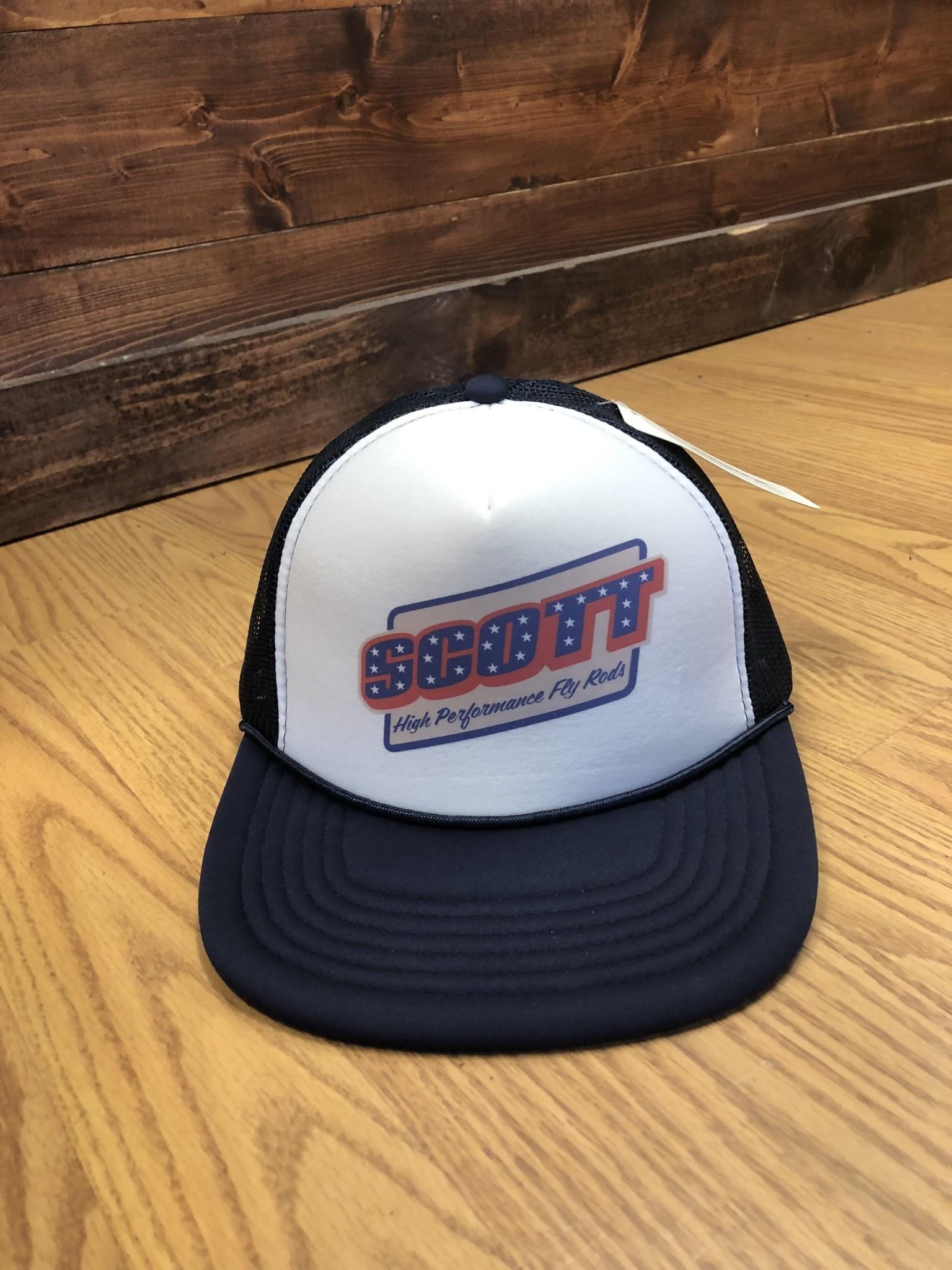 Scott Fly Rods Scott Hat,