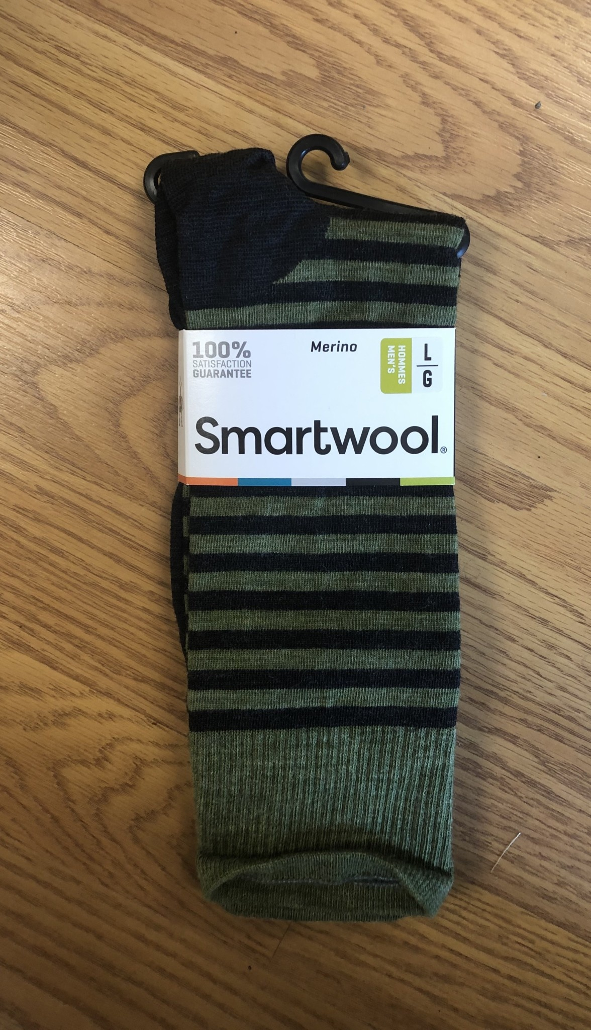 Smartwool Smartwool Men's Stria Crew Socks,