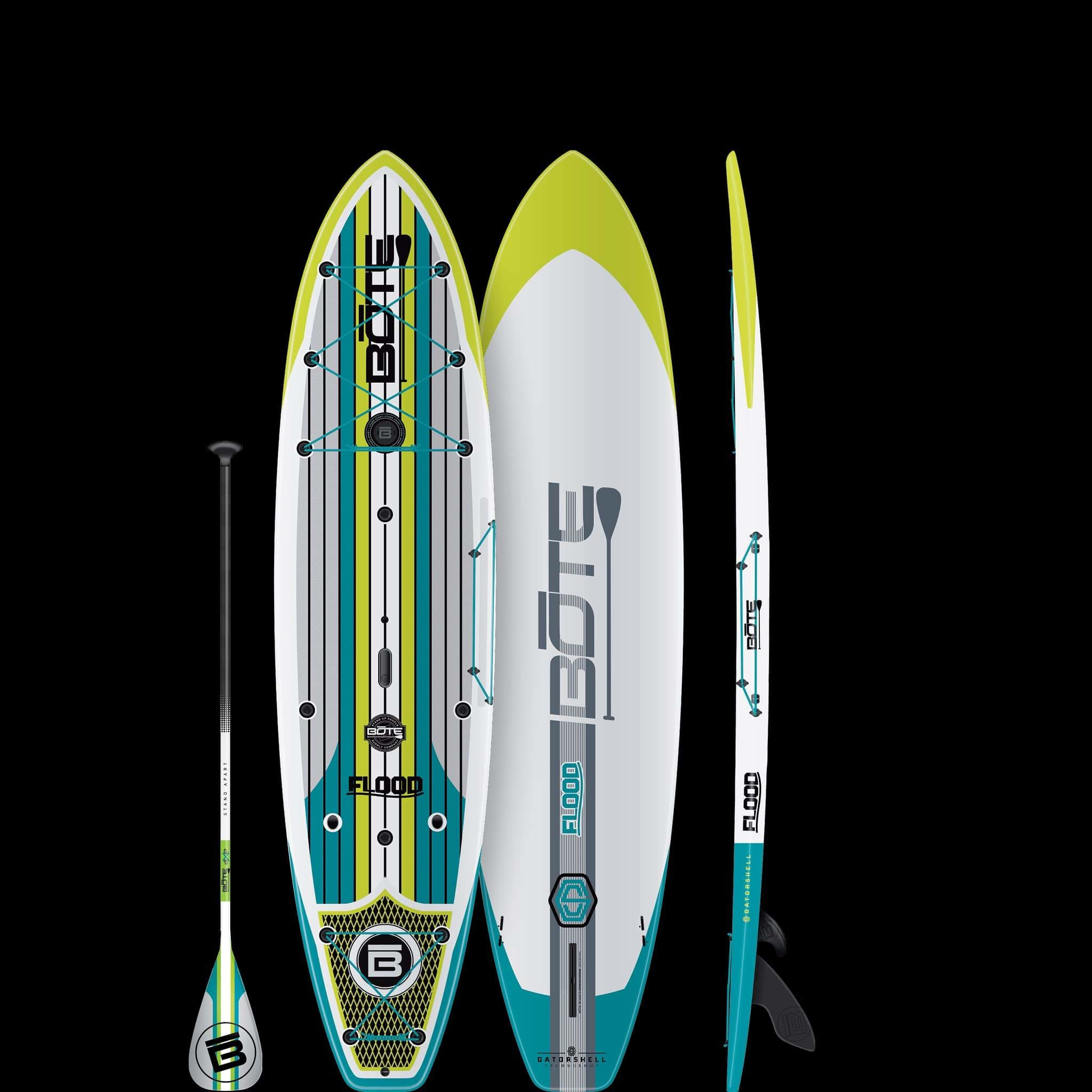 Bote Bote Flood Full Trax Hard Board