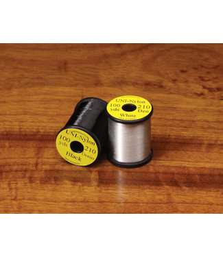 Hareline Dubbin Uni Thread Nylon 210 Denier,