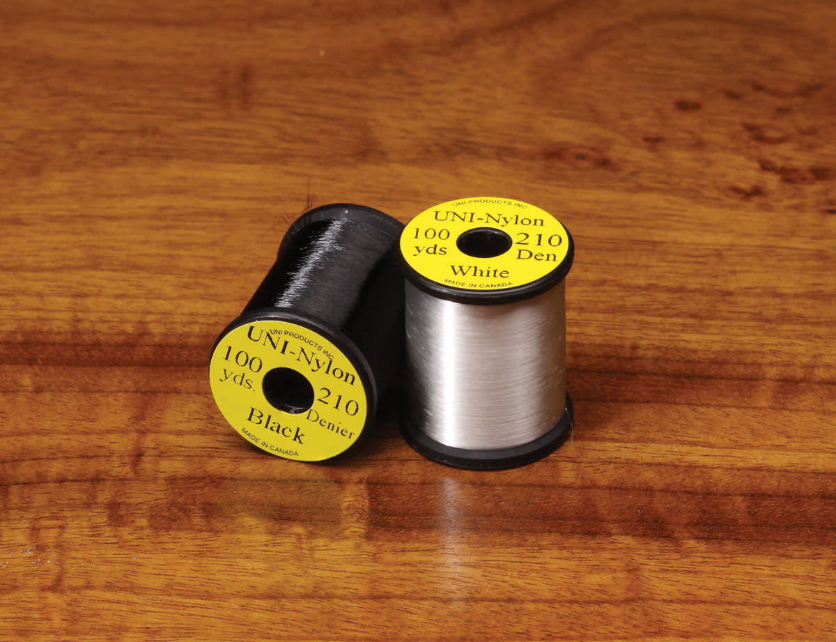 Hareline Dubbin Uni Thread Nylon 210 Denier,