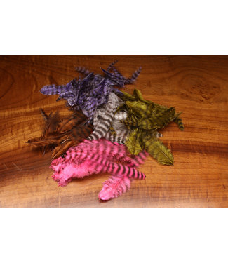 Spirit River UV2 Grizzly Soft Hackles,