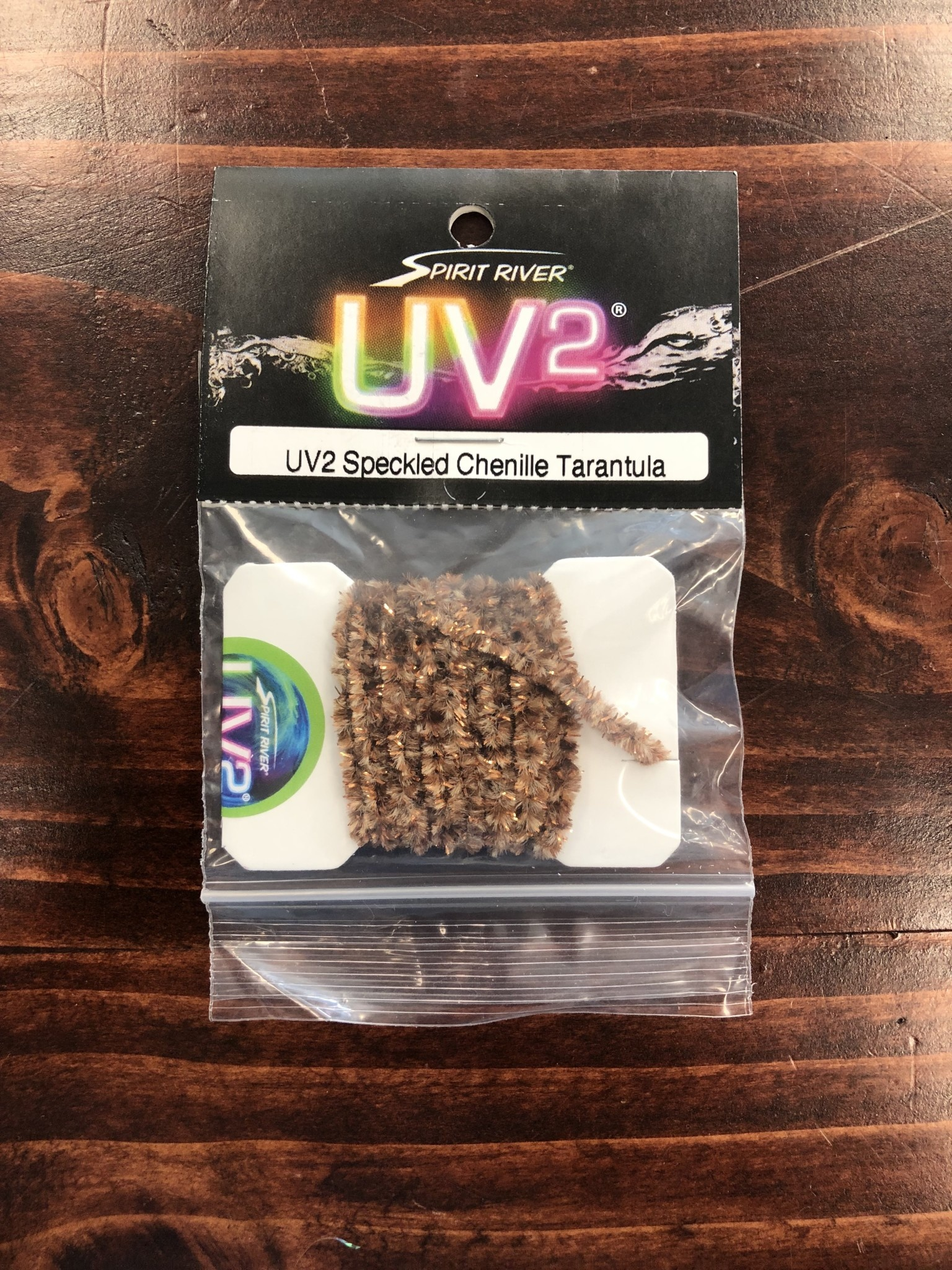 Spirit River UV2 Speckled Chenille,