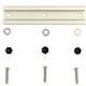 "Hobie Cat Company YakAttack Gear Trac GTTL90 4"" w/ hardware"