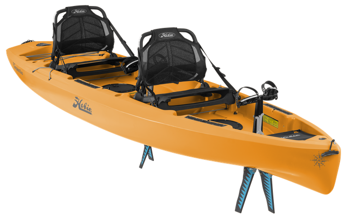 Hobie Cat Company Hobie Mirage Drive 2019 Compass Duo Tandem Kayak