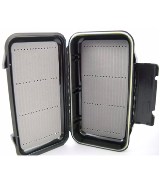New Phase GHFS Fly Box , Black Waterproof