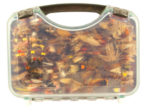 New Phase GHFS Fly Box, Big Daddy Waterproof