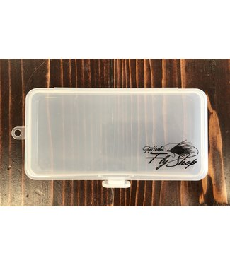 New Phase GHFS Fly Box, Clear Saltwater Box