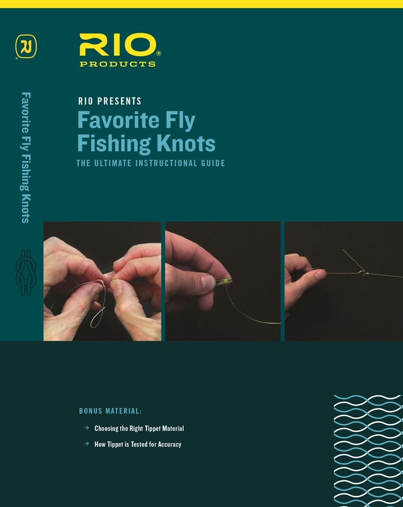 Rio Products DVD- Rio Presents Favorite Fly Fishing Knots