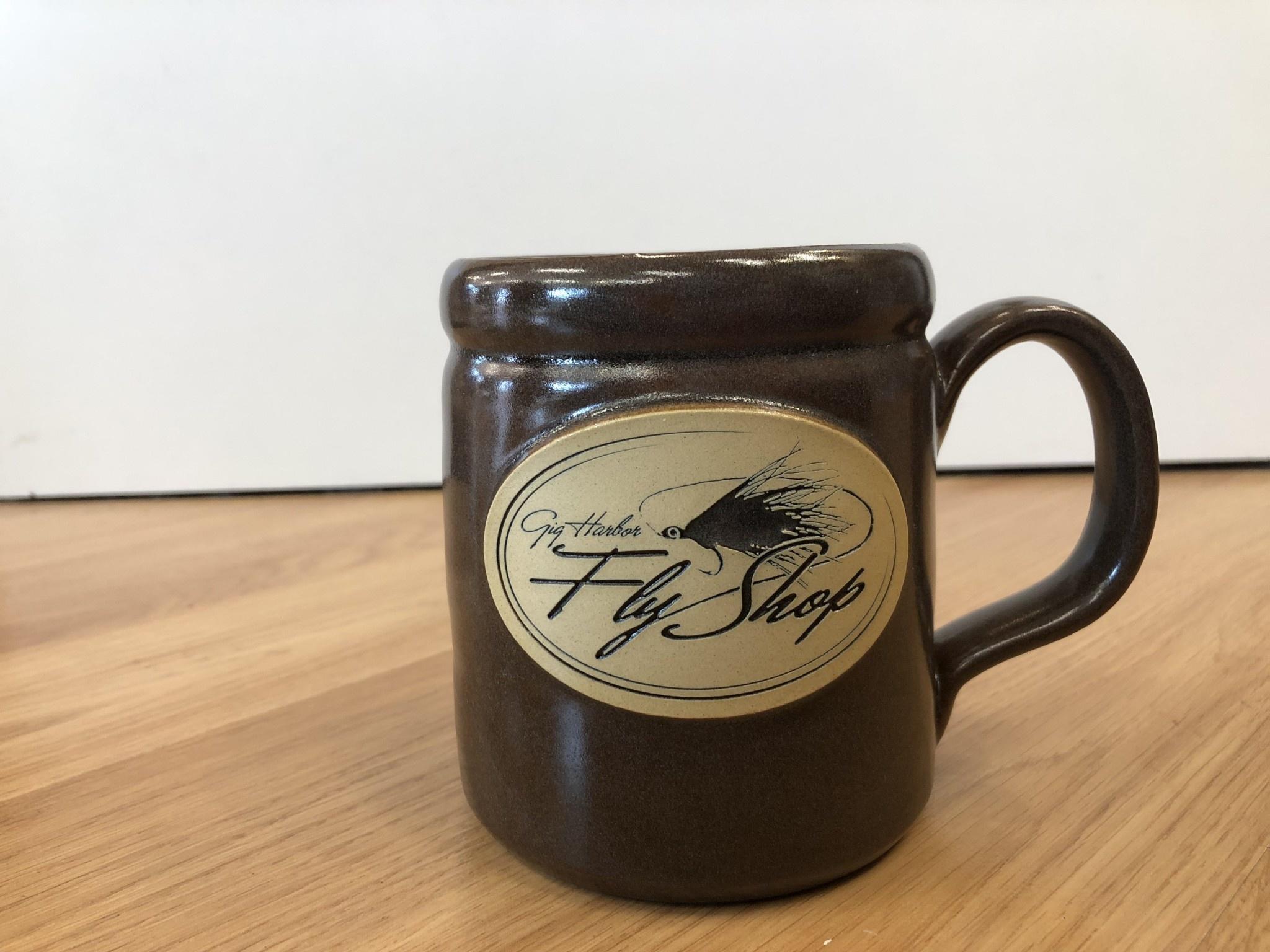 Deneen Pottery GHFS Mug,