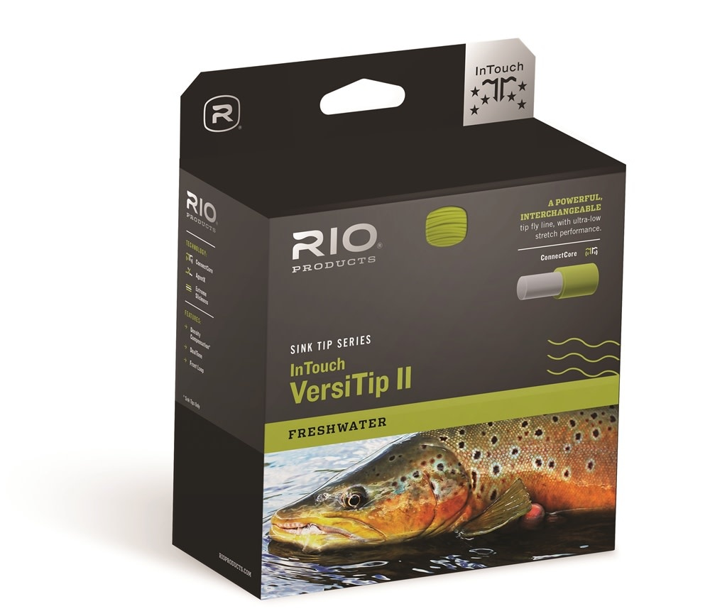 Rio Products Rio InTouch Versitip II Fly Line