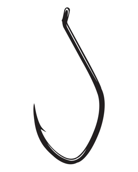 Gamakatsu Gamakatsu Big River Bait Hook, sz. 4/0