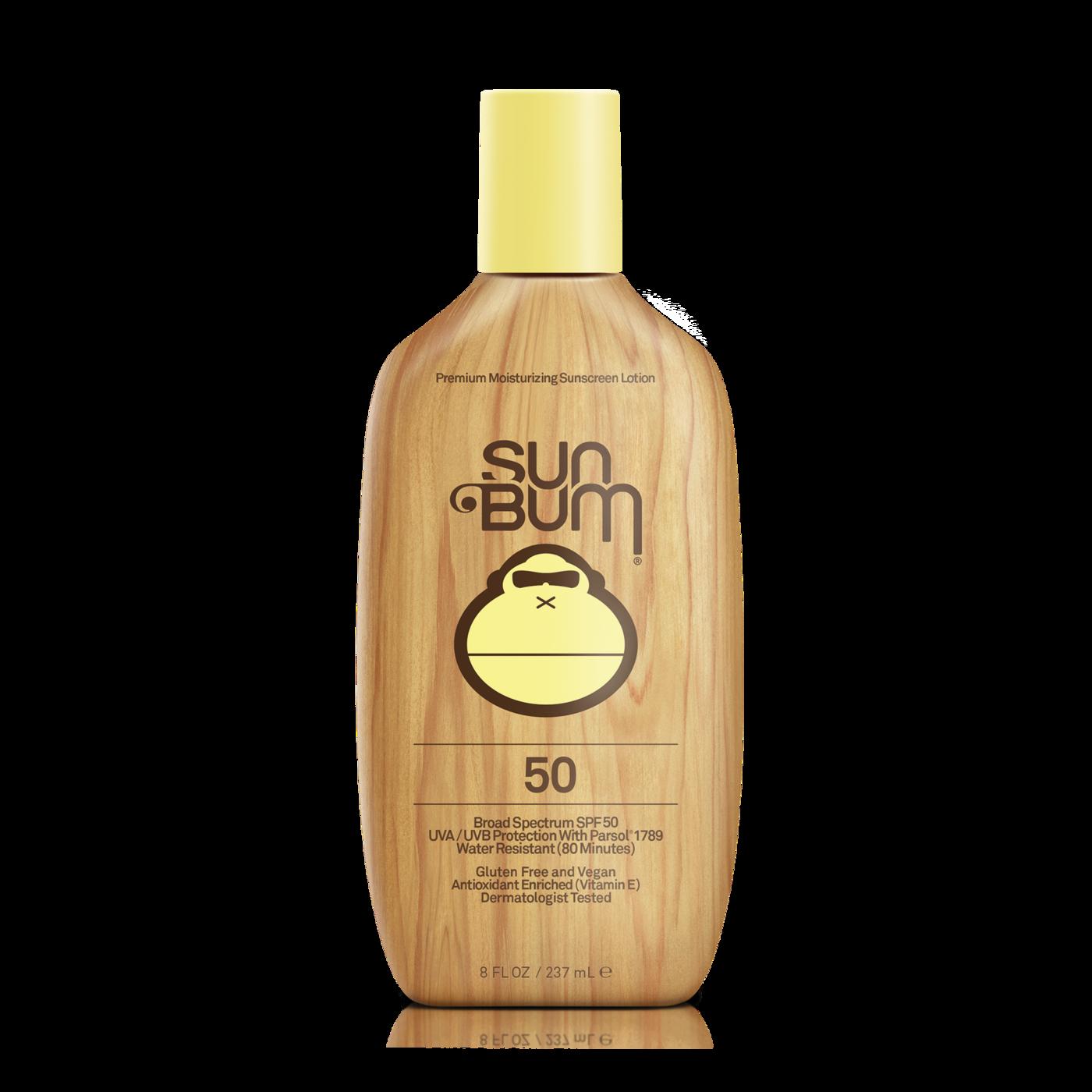 Sun Bum SPF 50 Sunscreen Lotion 8oz