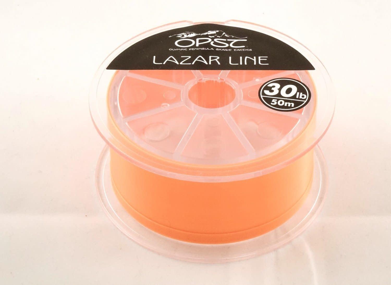 OPST OPST PURE SKAGIT ORANGE LAZAR LINE 50 LB