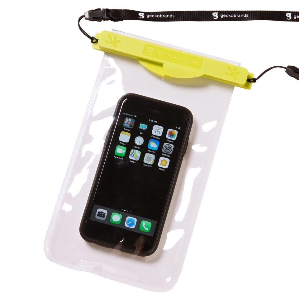 geckobrands geckobrands Magnetic Phone Dry Bag
