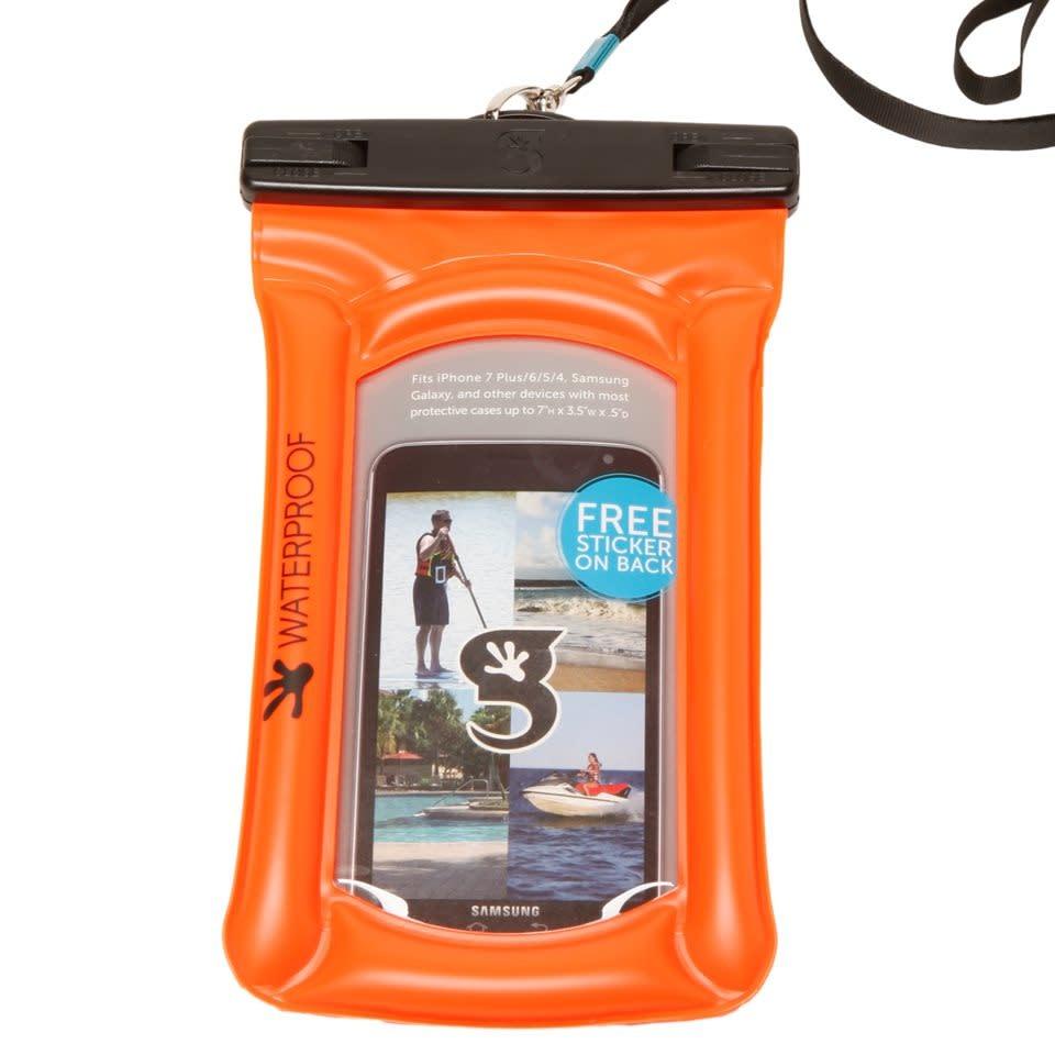 geckobrands geckobrands Floating Large Phone Dry Bag