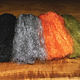 Hareline Dubbin Sparkle Emerger Yarn,