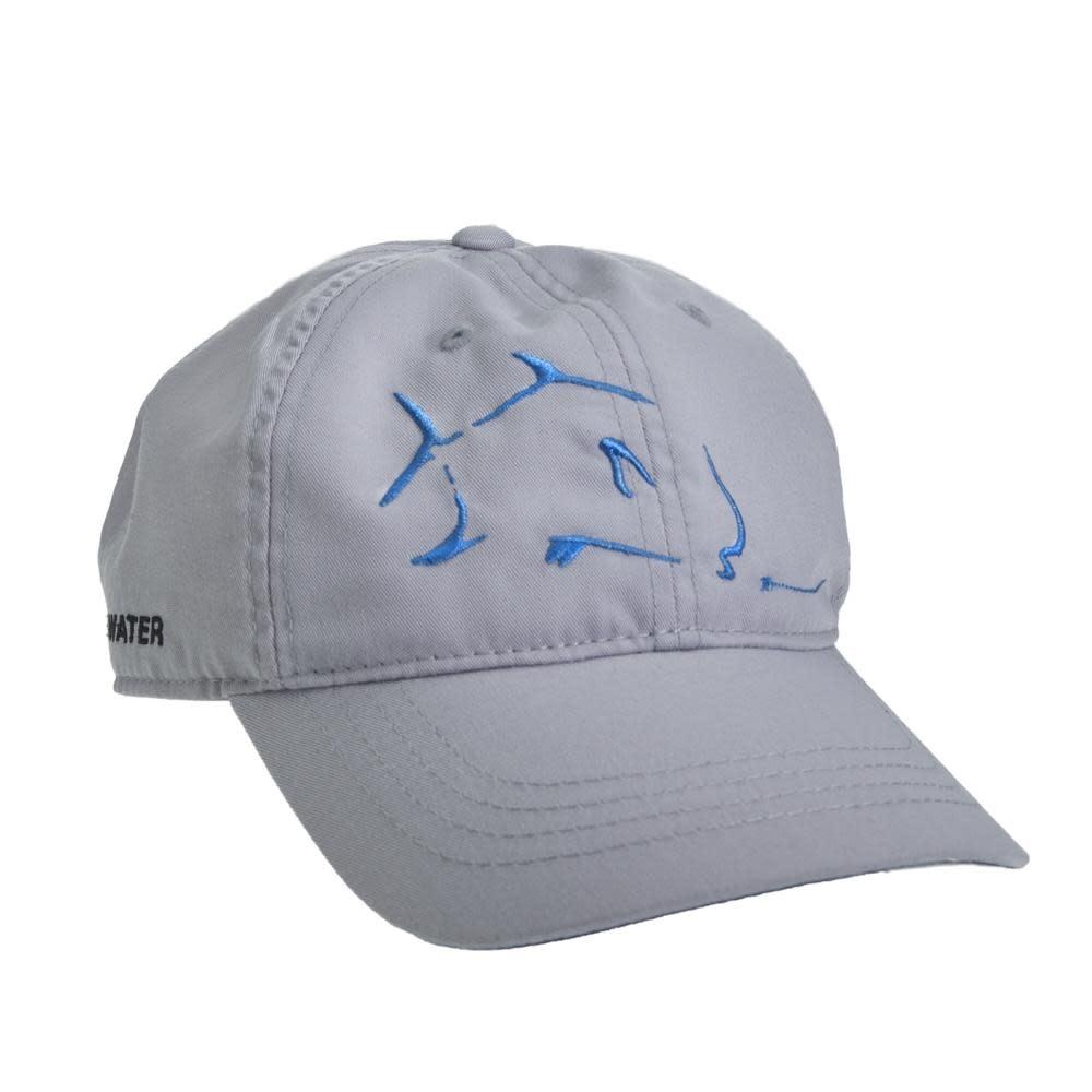 Rep Your Water RepYourWater Minimalist Permit Unstructured Hat