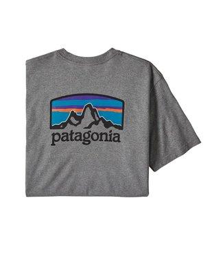 Patagonia Patagonia M's Fitz Roy Horizons Responsibili-Tee,