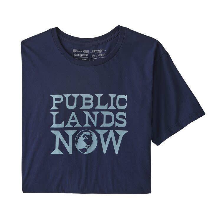 Patagonia Patagonia M's Public Lands Now Organic T-Shirt