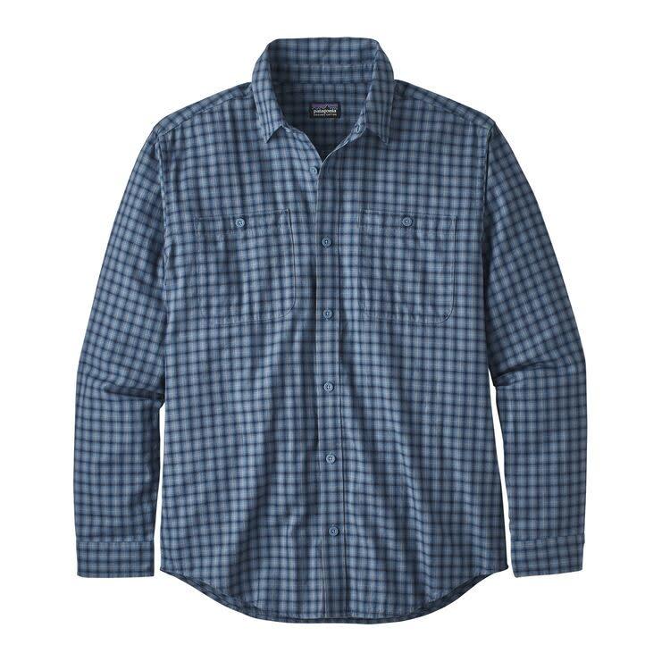 Patagonia Patagonia M's L/S Pima Cotton Shirt,