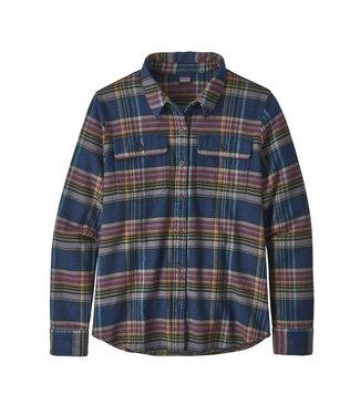 Patagonia Patagonia W's L/S Fjord Flannel Shirt,