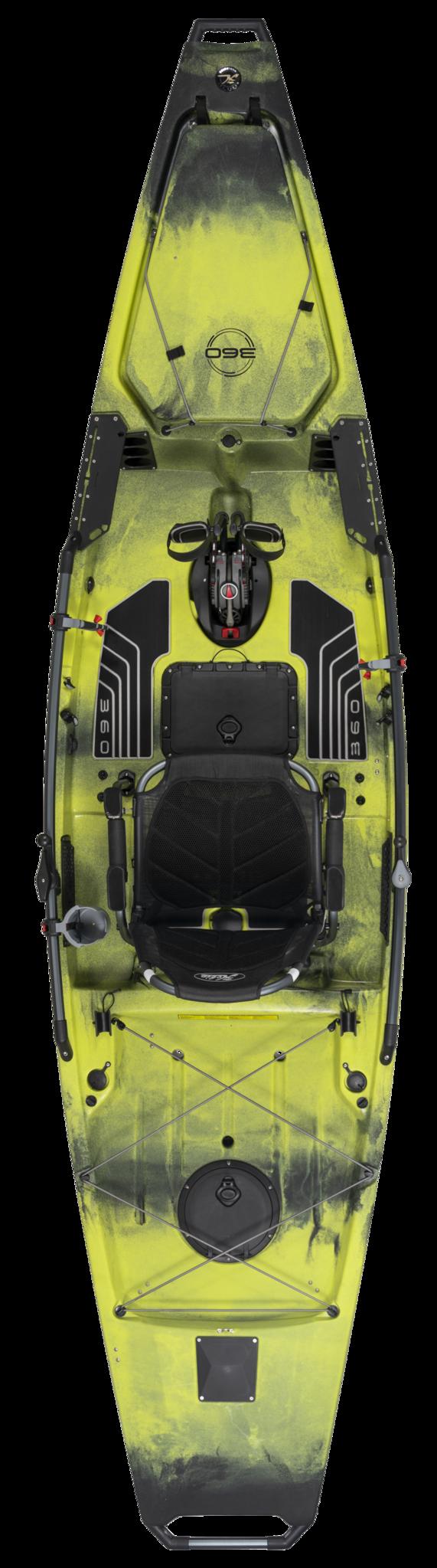 Hobie Cat Company Hobie Mirage 360 Pro Angler