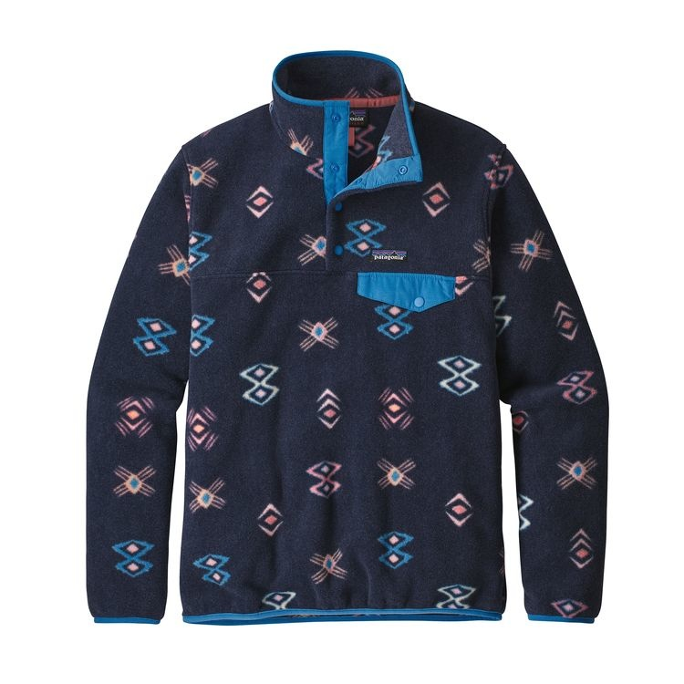 Patagonia Patagonia W's LW Synch Snap-T P/O,