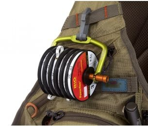 Fishpond Fishpond Headgate Tippet Holder, Lichen