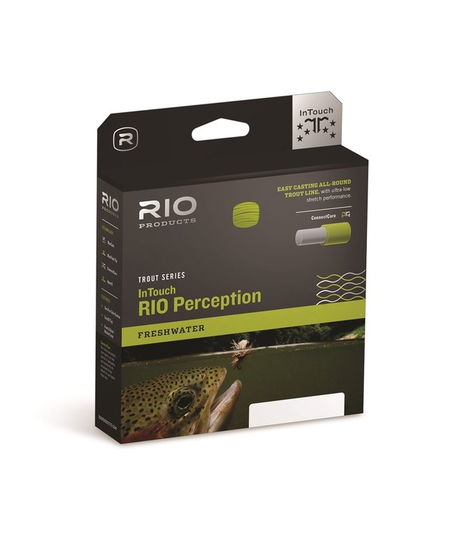 Rio Products Rio InTouch Perception Fly Line,