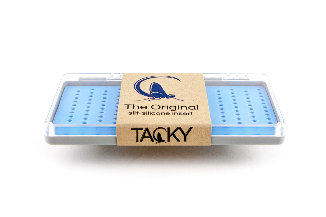 Tacky Original TACKY Fly Box,