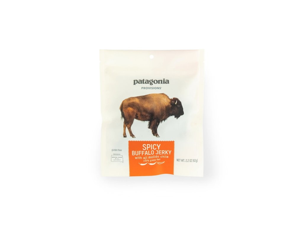 Patagonia Patagonia Provisions SPICY Buffalo Jerky